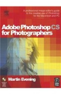 Adobe Photoshop Cs For Photographers W/Cd