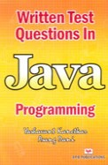 Written Test Questions In Java Programming