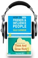 How to win friends and Influence people + Think & Grow Rich - Combo (Audio Book)