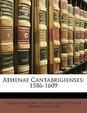 Athenae Cantabrigienses: 1586-1609