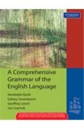 Comprehensive Grammar Of The English Language