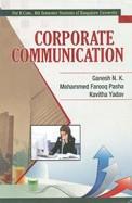 Corporate Communication Bcom 4 Sem: Bu