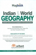 MAGBOOK INDIA and WORLD GEOGRAPHY CIVIL SERVICES    EXAM : CODE J387