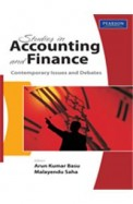 Studies In Accounting And Finance Contemporary Issues & Debates