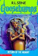 Return Of The Mummy Goosebumps