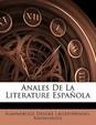 Anales de La Literature Espanola