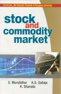 Stock & Commodity Market Bcom 4 Sem: Bu