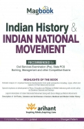 Magbook Indian History & Indian National Movement Civil Services Exam & Banking Management & Other