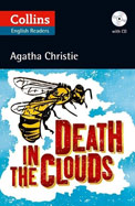Death In The Clouds : Collins English Readers W/mp3 Cd