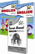 Perfect Genius Junior English Activity Books