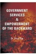 Government Services & Empowerment Of The Backward