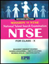 Mission/Ntse : National Talent Search Examination Class 10