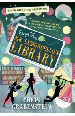 Escape From Mr.Lemoncellos Library