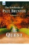 Quest : Notebooks Of Paul Brunton Vol 2