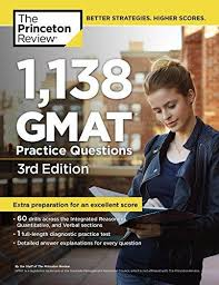1,037 GMAT Practice Questions, 3rd Edition (Graduate School Test Preparation)