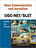 Mass Communication And Journalism For Ugc-net/slet