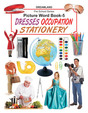 Pre School Series:Picture Word Book 5 Dresses Occupation Stationary