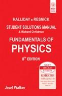 Students Solutions Manual Fundamentals Of Physics