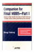 Companion For Final Mbbs Part 1