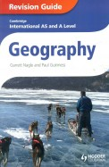 Cambridge International As & A Level Geography Revision Guide
