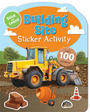 Building Site Sticker Activity