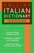 Harper Collins Italian -English -English -Italian Italian Dictionary