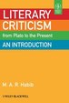 Literary Criticism From Plato To The Present An Introduction