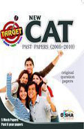 New Target Cat Past Papers 2005 - 2010 5 Mock Papers Past 6 Year Papers