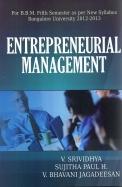 Entrepreneurial Management For Bbm 5 Sem: Bu