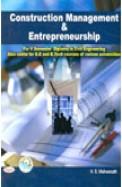 Construction Management & Entrepreneurship 5 Sem