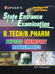 State Entrance Exam. (combined Gide) (up/utta.) (b.tech/b.pharm/b.arch)