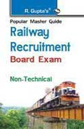 Rrb Non Technical Categories Common Computer      Based Test Recruitment Exam : Code R-33