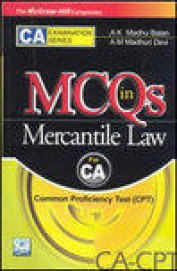Mcqs In Mercantile Law For Ca Cpt