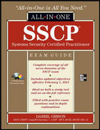 SSCP Systems Security Certified Practitioner All-in-One Exam Guide (With CD)
