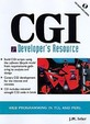 Cgi Developer*s Resource: Web Programming In Tcl And Perl