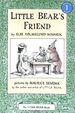 Little Bears Friend An I Can Read Book : Beginning 1 Reading