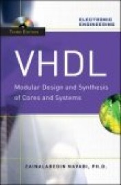 Vhdl Modular Design & Synthesis Of Cores & Systems W/Cd