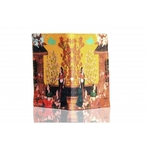 Eco Corner Indian Art Balcony Passport Holder