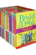Roald Dahl Phizz Whizzing Collection 15 Books Set
