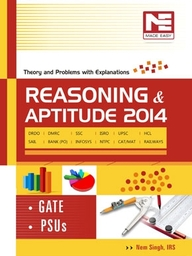 Reasoning and Aptitude 2014: Theory and Problems with Explanations