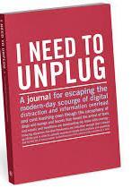 Knock Knock Mini I Need to Unplug Journal