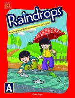 Raindrops English Reader Book A (CCE Edition)