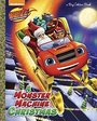 A Monster Machine Christmas (Blaze and the Monster Machines) (Big Golden Book)