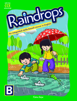 Raindrops English Reader Book B (CCE Edition)
