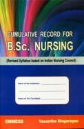Cumulative Record For Bsc Nursing