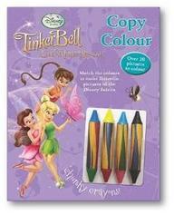 Disney Fairies - Copy Colour (Disney Copy Colour)