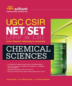 CHEMICAL SCIENCE UGC CSIR NET/SET JRF and LS        : CODE D494