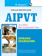 Popular Master Guide Aipvt All India Pre           Veterinary Test Entrance Examination: Code R-1