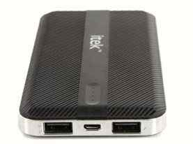 Itek 10000mah Ultra Slim Power Bank