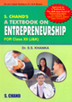 A Textbook On Entreprenuership For Class Xii (J&k)